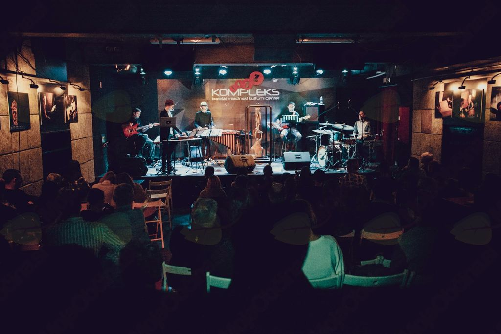 Viva Jazz Forma – igrišče