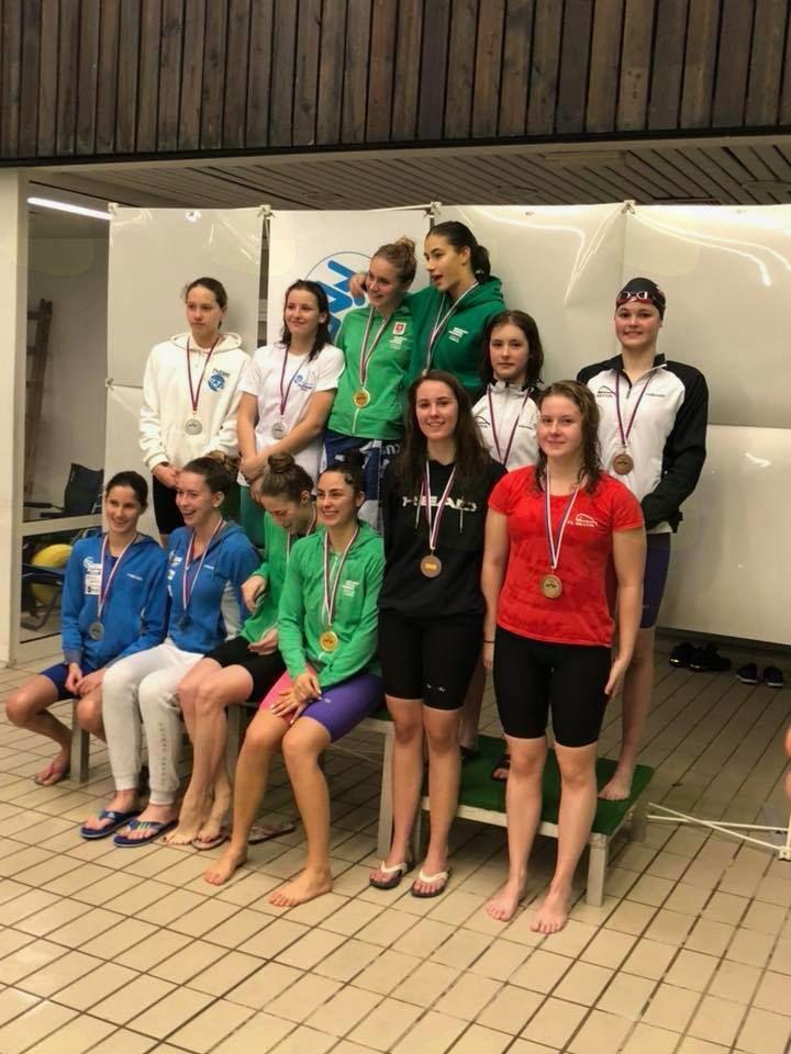 Drugi dan državnega prvenstva v plavanju dve zmagi