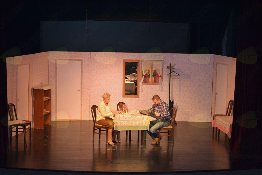 Premiera gledališke igre Kulturnega društva Svitanje