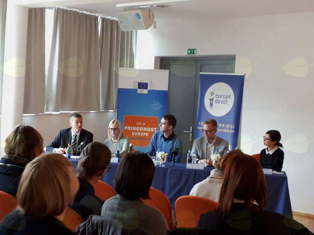 Razprava EU SI ti: »Digitalno gospodarstvo – priložnost za Koroško?«