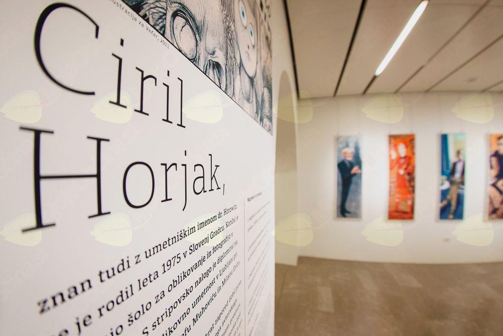 Ciril Horjak – dr. Horowitz: Risbe V soboto