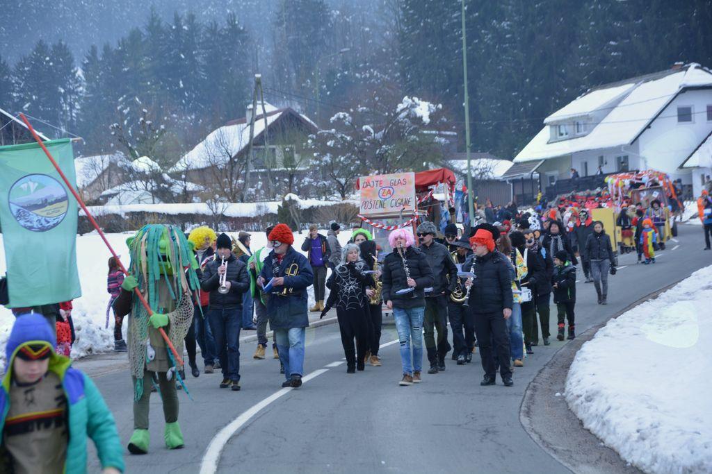 40. Koroški pustni karneval Kotlje 2018