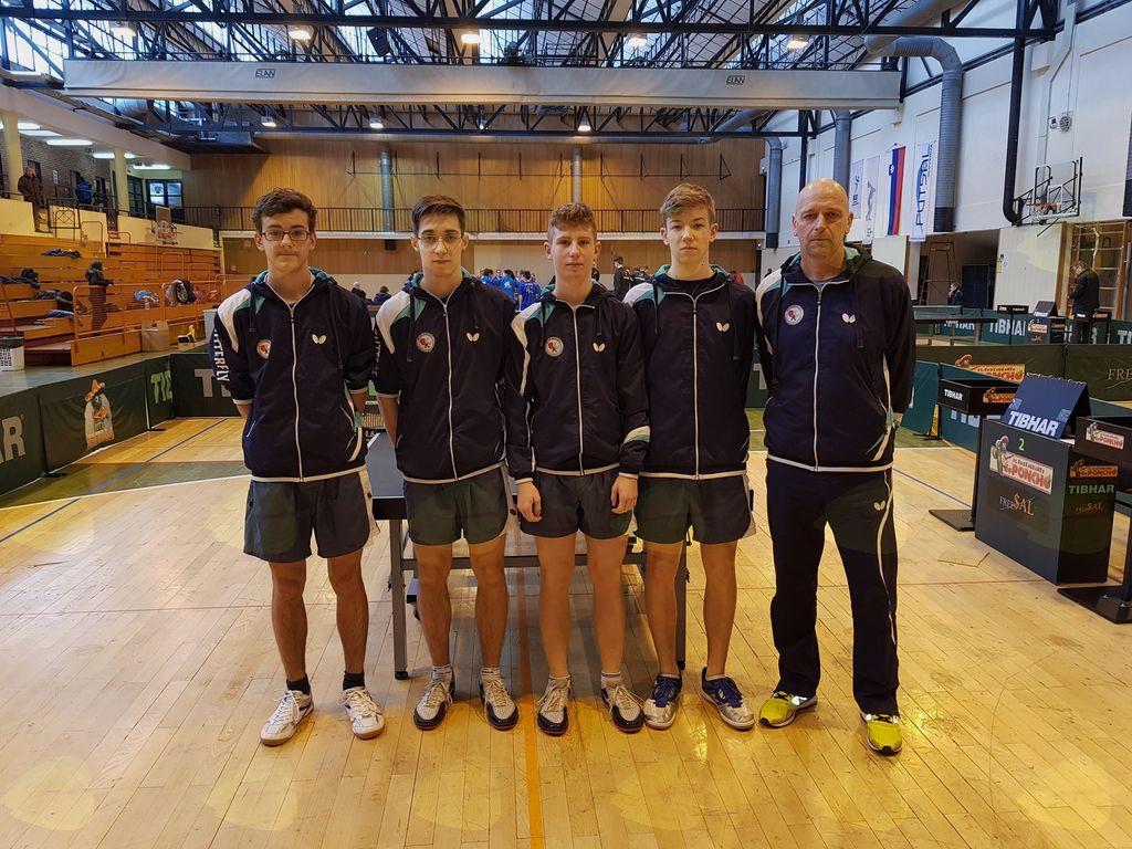 Finale ekipnega državnega prvenstva za mladinke in mladince