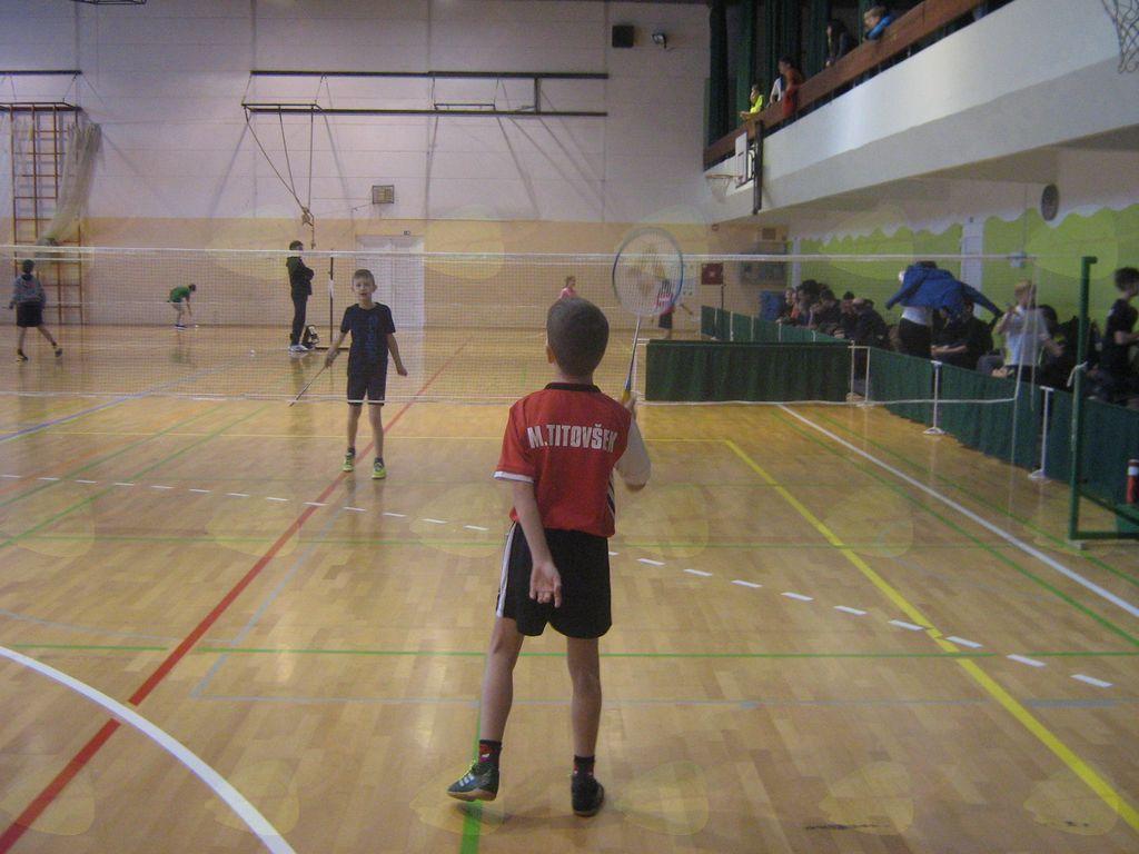 6. Rekreativni turnir v badmintonu za otroke
