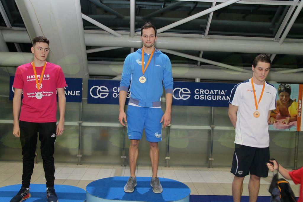 Na mednarodnem plavalnem mitingu na Reki odlična Bau in Račnikova