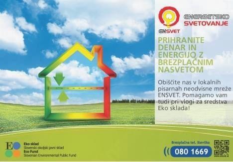 Predstavitev mreže energetskega svetovanja ENSVET