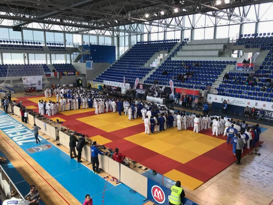 Mednarodni turnir v judo v Srbiji