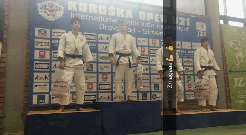 Mednarodni mladinski turnir Koroška open