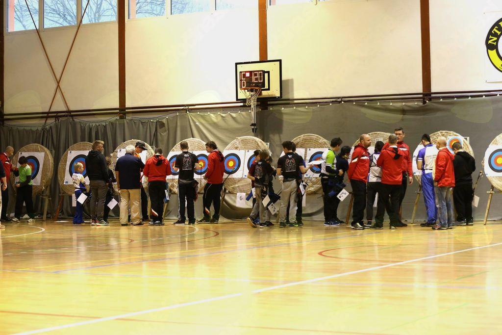 Državno srednješolsko dvoransko lokostrelsko prvenstvo