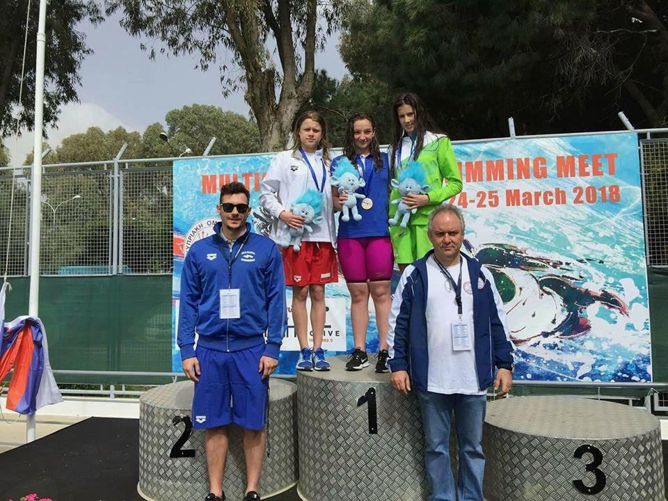 Multinacionalno mladinsko plavalno srečanje