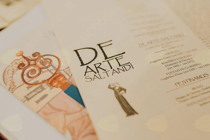 DE ARTE SALTANDI: večer srednjeveške in renesančne glasbe ter plesa z zasedbo CAPELLA CARNIOLA
