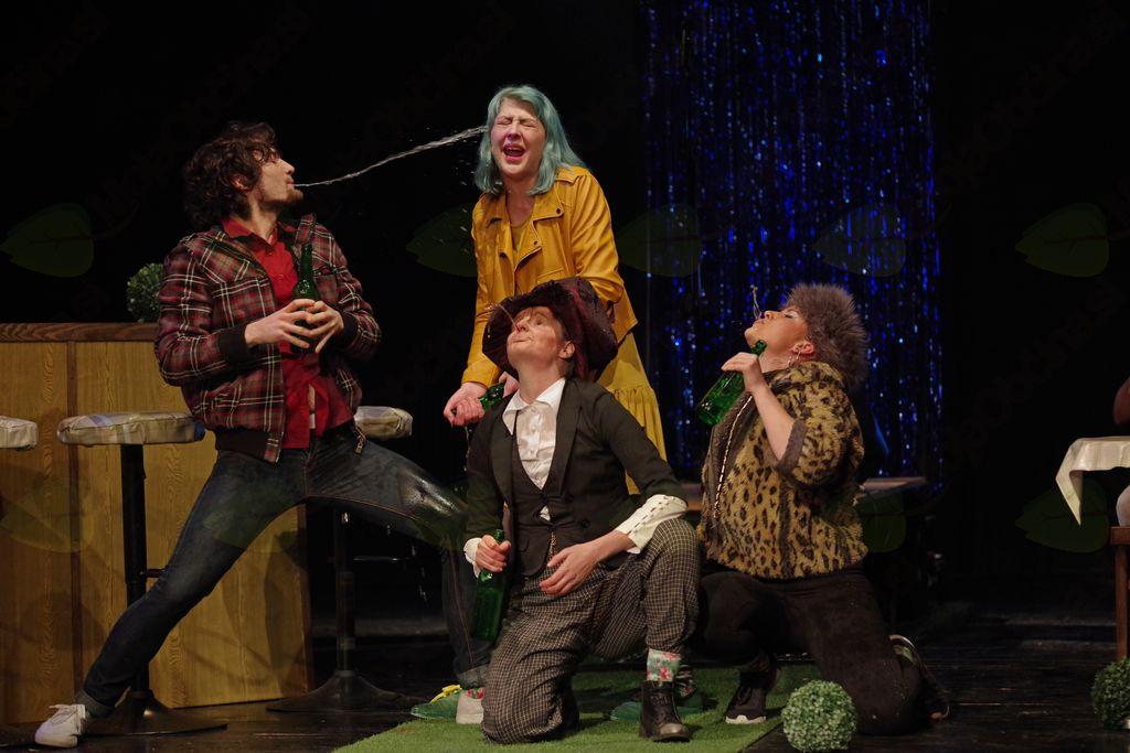 Gostovanje KUD Franc Kotar Trzin: gledališka predstava Alica