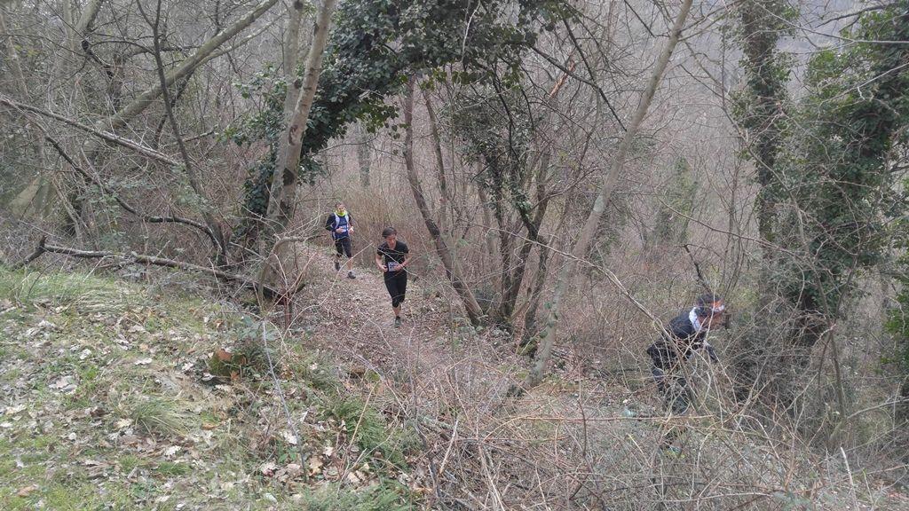 Škrljeva in Žontar najhitrejša na 3. Kras Kros Trail Run