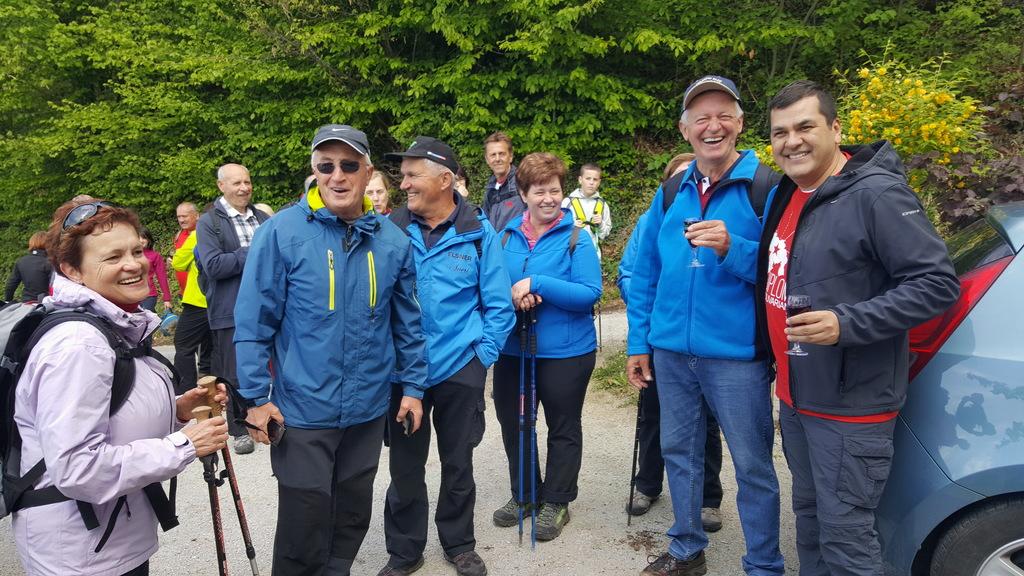 Prijeten Humarjev pohod na Primskovo