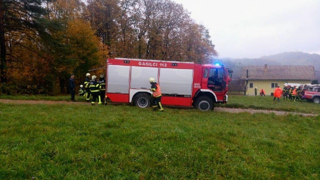 Gasilska vaja v sodelovanju s PGD Liberga in PGD Šmartno pri Litiji