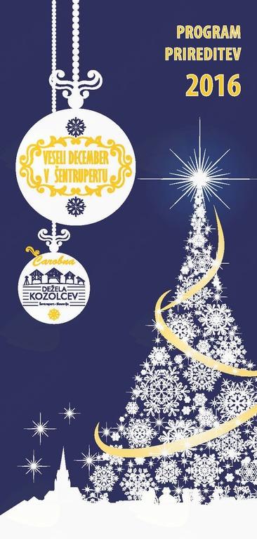 Veseli december v Šentrupertu