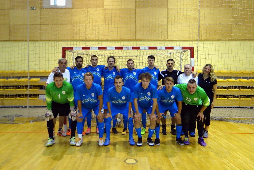 Slovenska Dia reprezentanca 5. v Evropi