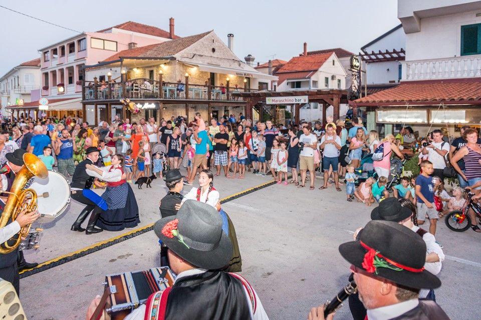 Slovenska noč na Pašmanu