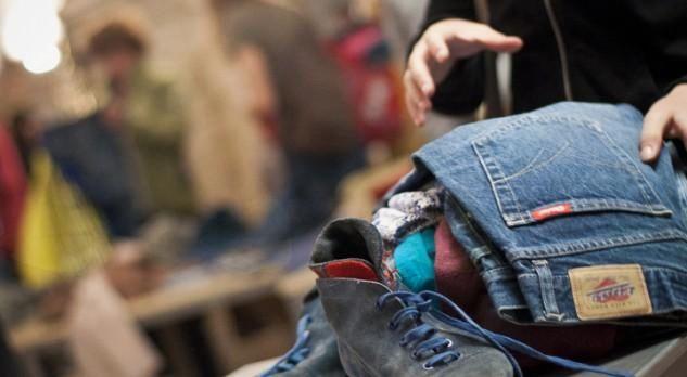 Izmenjava oblačil Tekstilnica