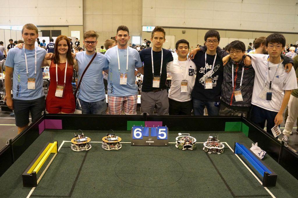 Po zmagi nad domačini, ekipi iz Japonske