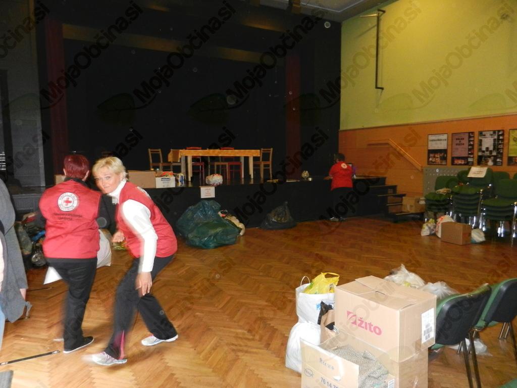 Humanitarna akcija zbiranja pomoči