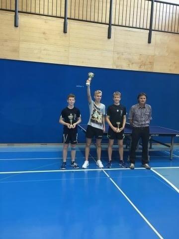 1. Odprti turnir v namiznem tenisu za kadete in kadetinje v Puconcih