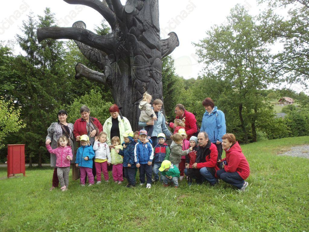 medgeneracijsko rajanje in potovanje