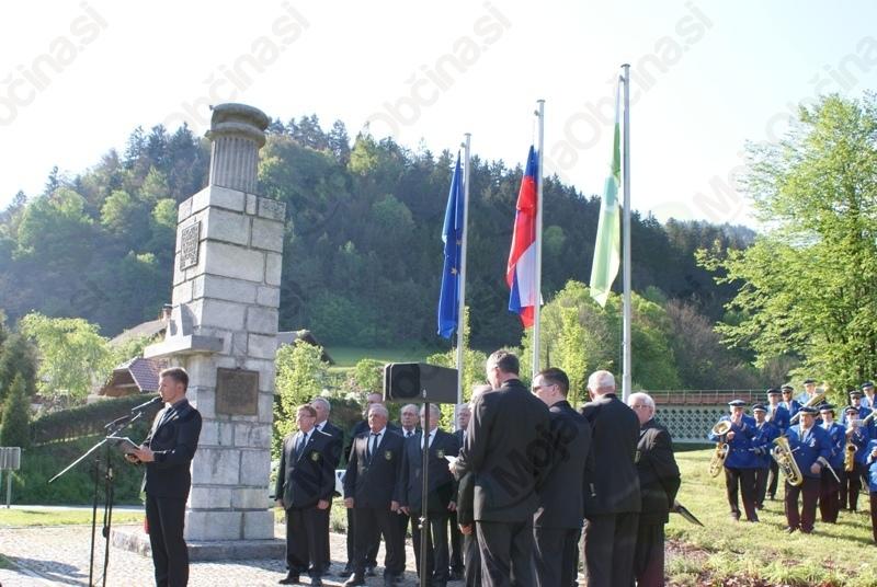 Proslava ob 97. obletnici smrti Franja Malgaja