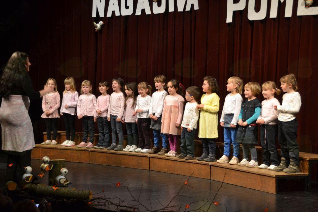 Predšolski pevski zbor Dragomer