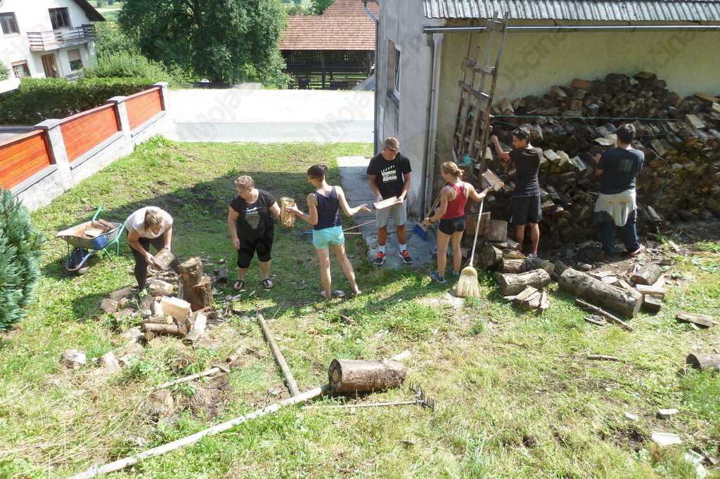 Razpis za poletni tabor mladih