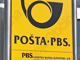 Pošta Horjul v pogodbeno, okence v Šentjoštu pa v ukinitev