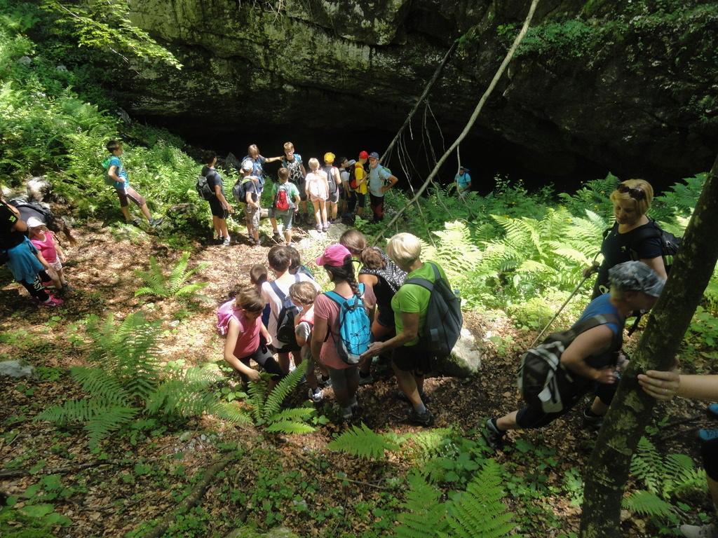 Mladi planinci na Čavnu