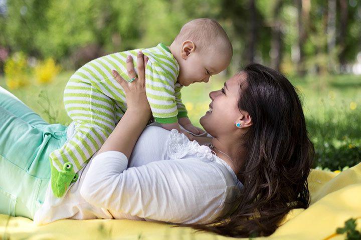 Angleščina za mamice in dojenčke