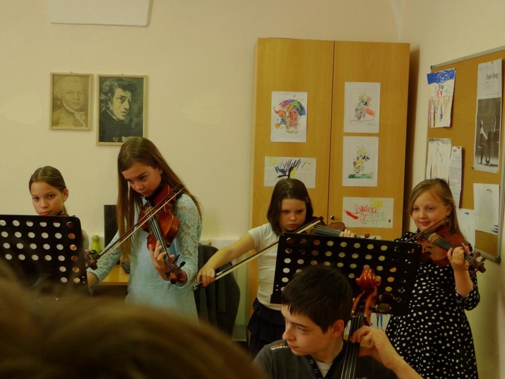 Dan odprtih vrat v Glasbeni šoli Radovljica