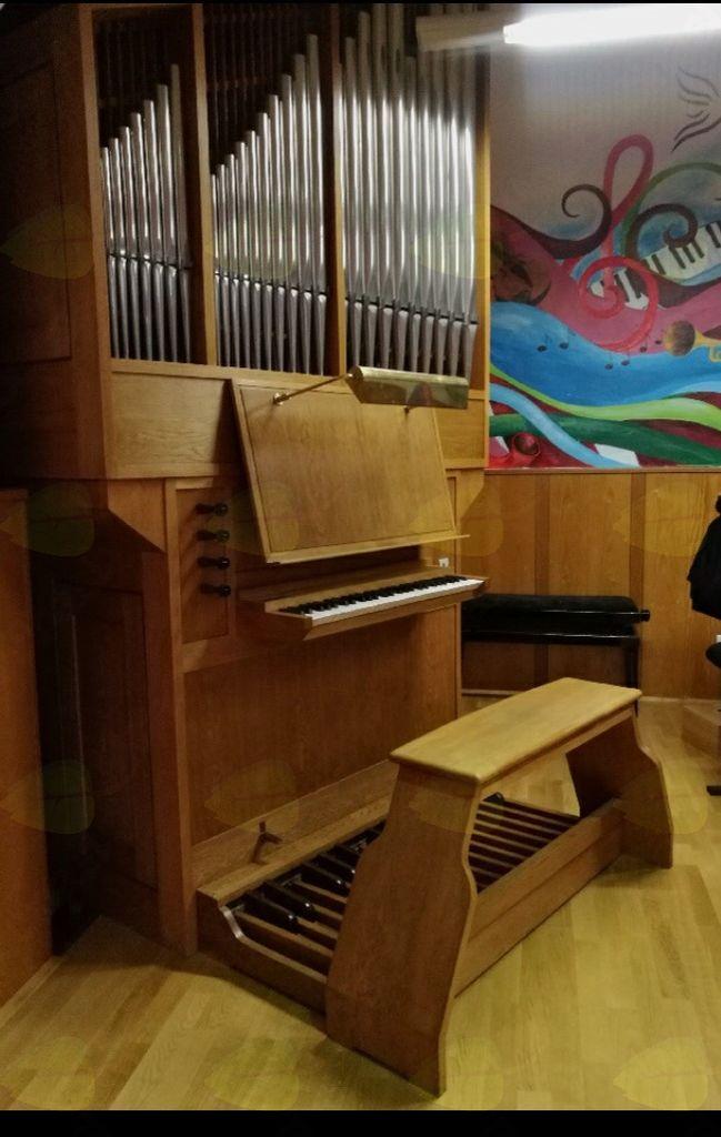 Orgelski večer