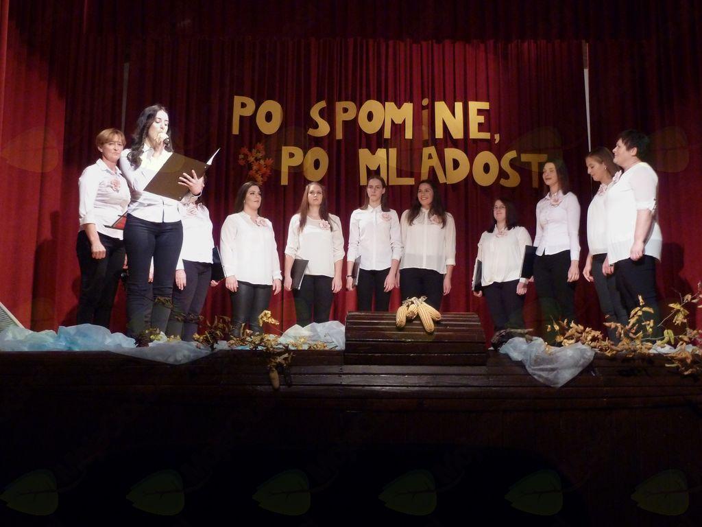 """""""Po spomine, po mladost…"""" - letni koncert Ženskega pevskega zbora Kulturno turističnega društva Dobrnič"""