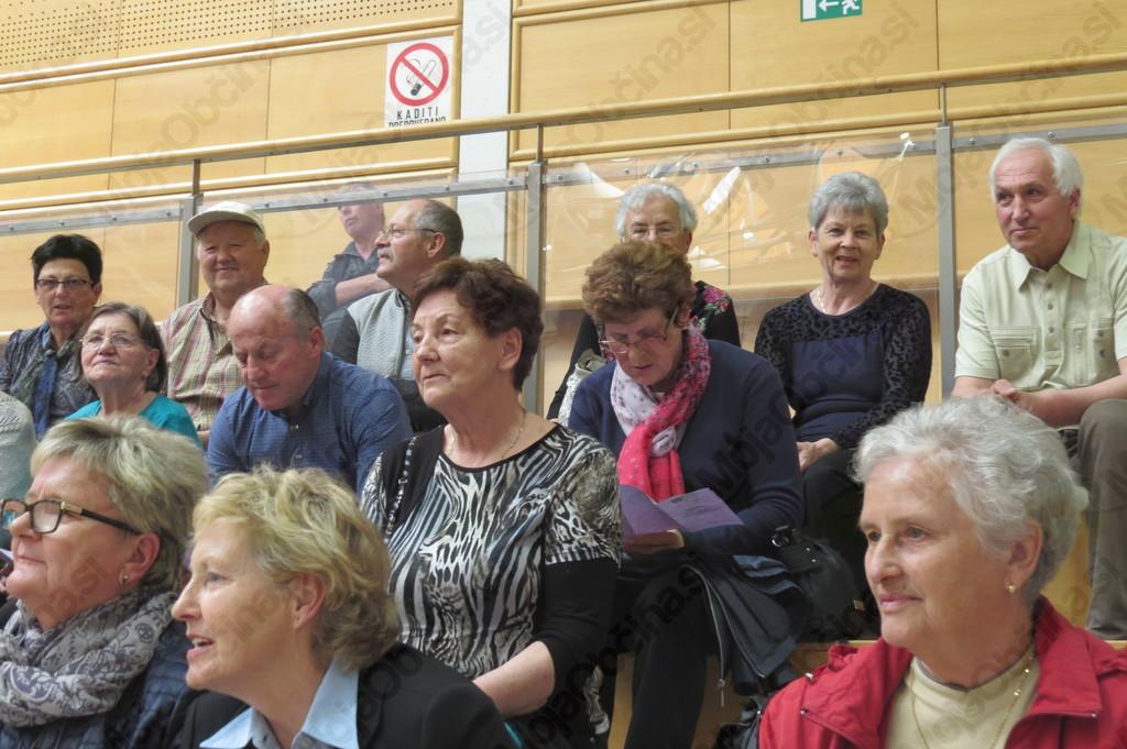 Revija pevskih zborov Društev invalidov Zveze delovnih invalidov Slovenije