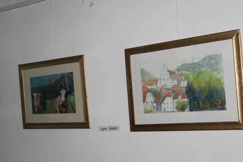 Likovni umetniki PRO TEMPORE razstavljajo v Novi Cerkvi