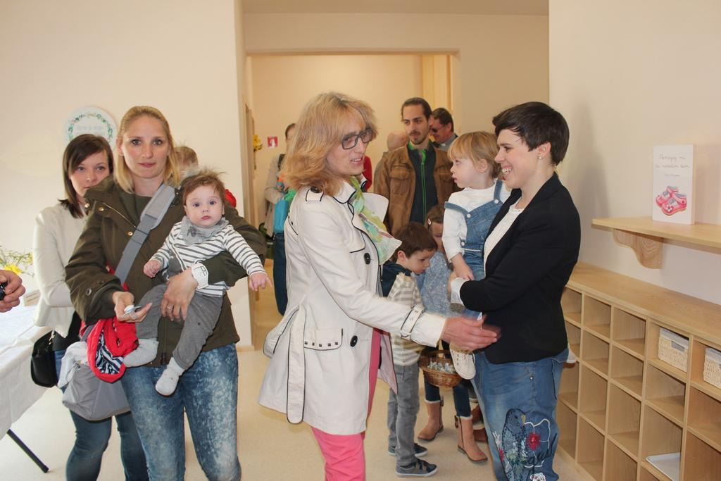 Hiša otrok Vrtec Montessori je odprla svoja vrata