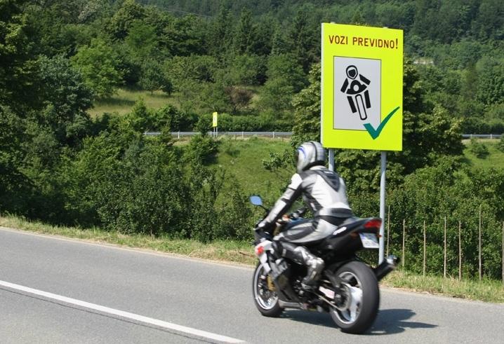 Nacionalna preventivna akcija Motoristi