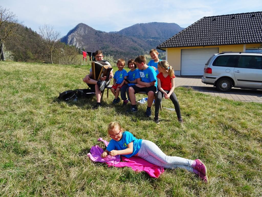 Obiskovalci med dogodkom  (foto: Ida Grobelnik)