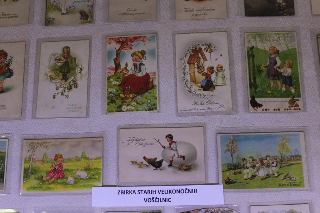 Zbirka voščilnic