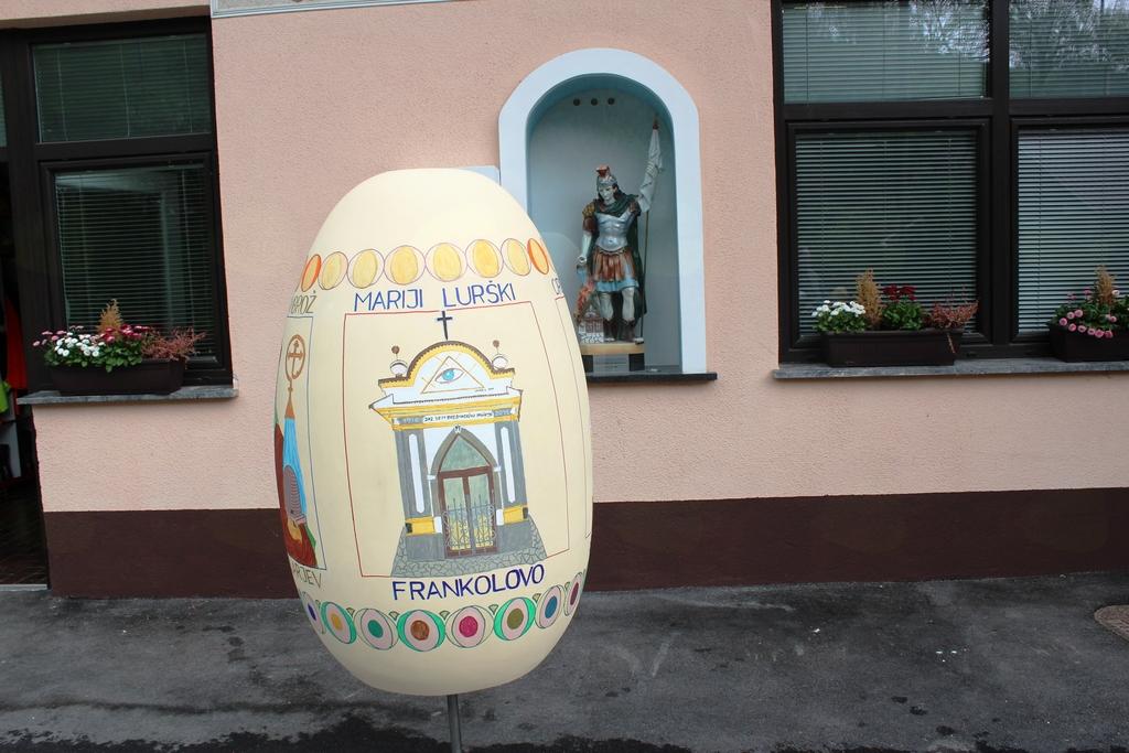 Velikonočno jajce na Frankolovem