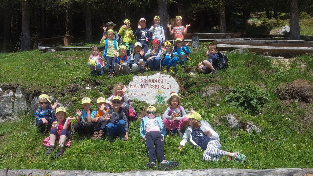 Planinski pohod na Golte