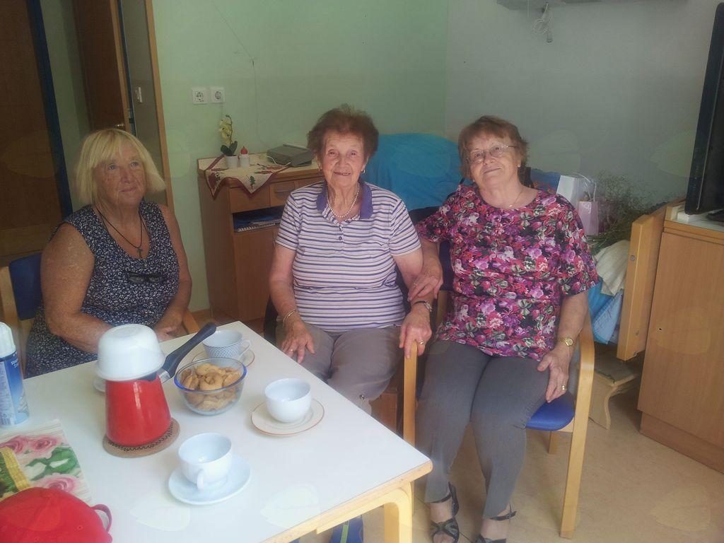 Pavla Gmajner in njenih 91 let