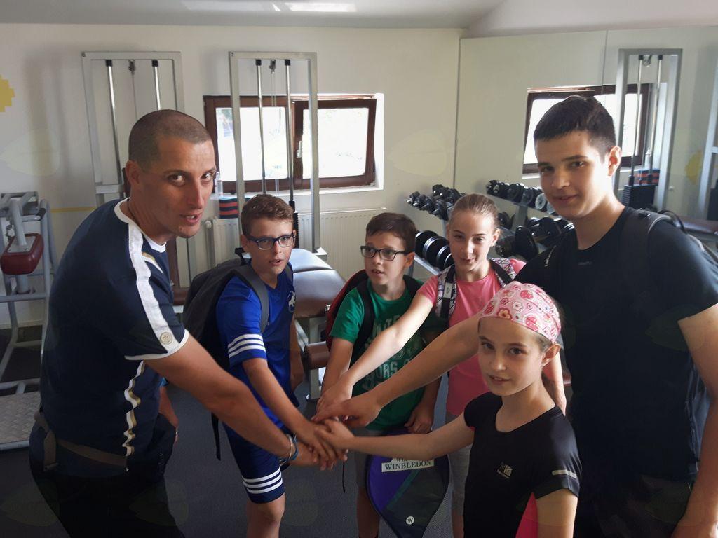 Teden športa za »Fitkote« v Fitnes centru Vojnik