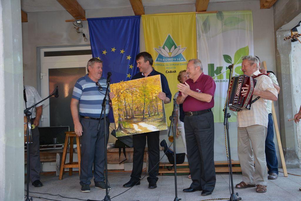 Konec julija je Slovensko kulturno društvo Gorski kotar praznovalo 10. obletnico delovanja