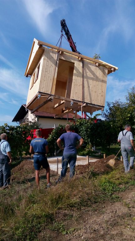 Kmalu pripravljen učni čebelnjak v Šmartnem v Rožni dolini
