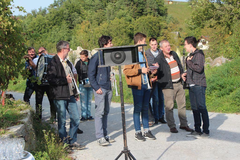 Odprtje ceste Novake–Razdelj