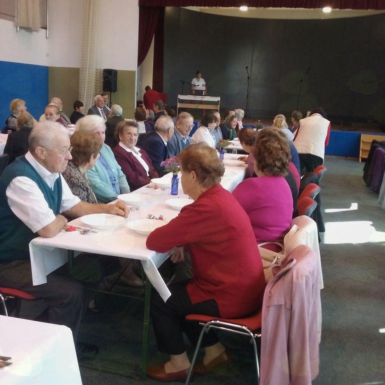 Srečanje starejših krajanov v Novi Cerkvi